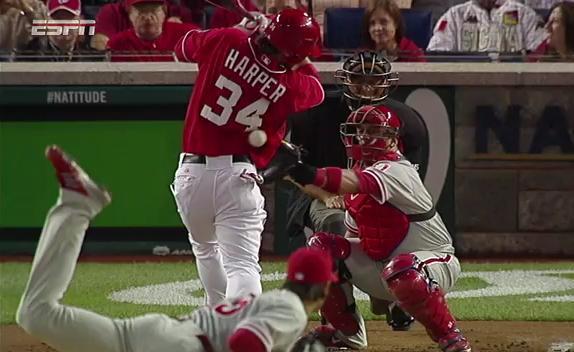 Hamels vs. Harper
