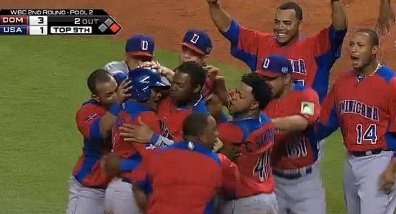 Dominicans in the WBC