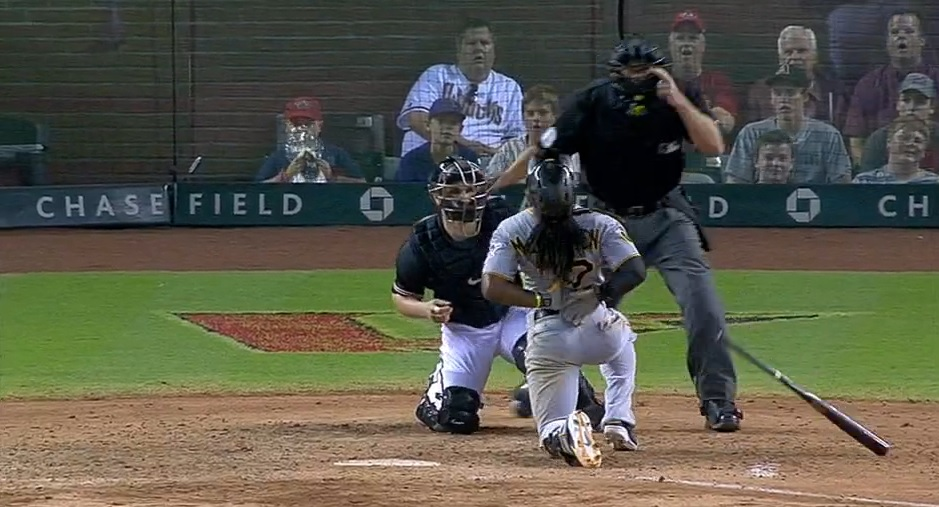 McCutchen drilled