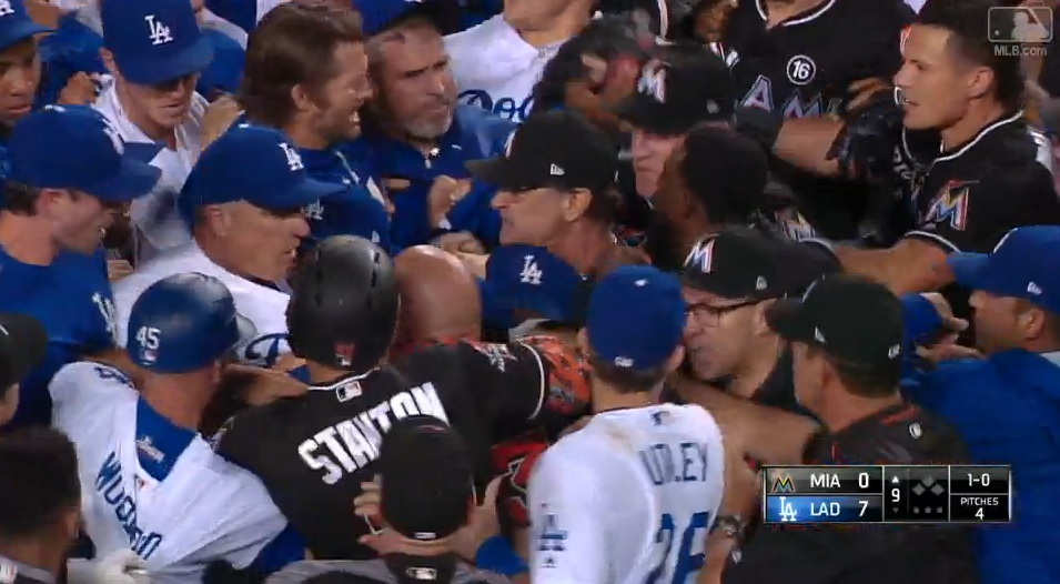 Mattingly angry