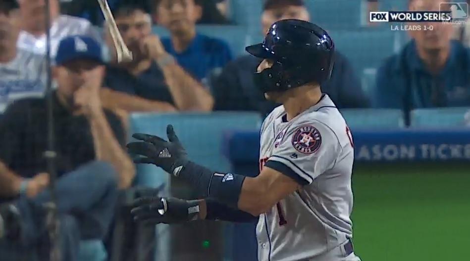 Correa flips