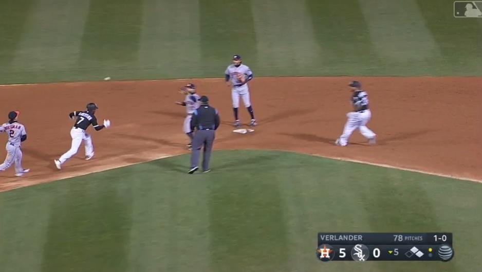 White Sox confusion