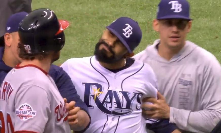 Romo Yells