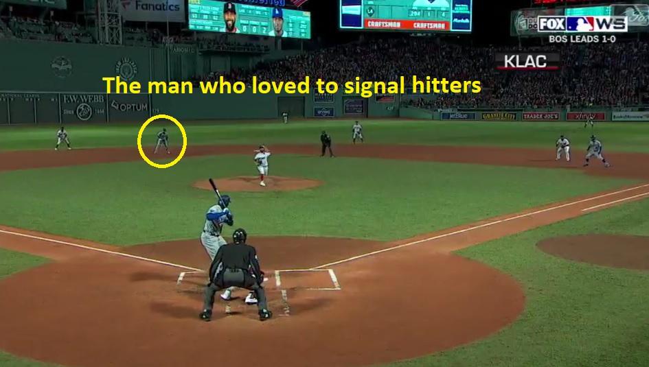 Manny signals